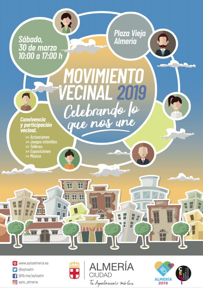 Encuentro vecinal 2019 Almería