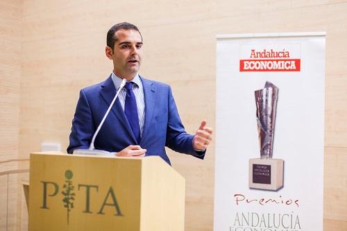 Alcalde Premios Andalucía Económica