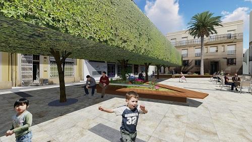 Proyecto Plaza Careaga Almería