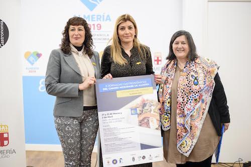 Gastronomía Almería2019 Camino mozárabe