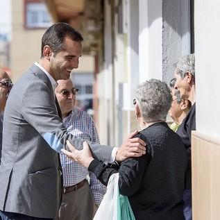 Alcalde en Barrio Regiones Almería