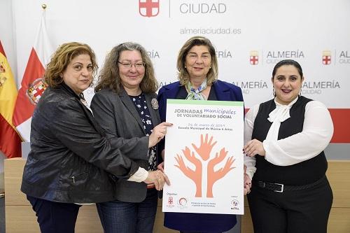 Voluntariado social Almería