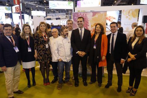 Alcalde Salón Gourmets 2019