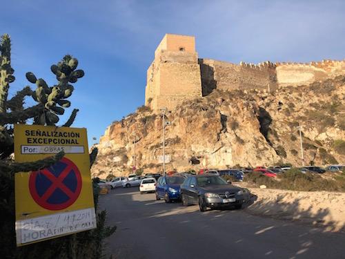 Obras Almanzor Almería