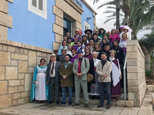 Teatro aficionado Almería
