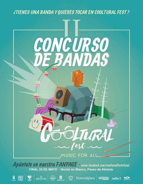 Cooltural Fest Cultura Almería