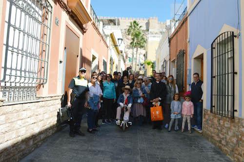 Turismo Almería visita S.Santa