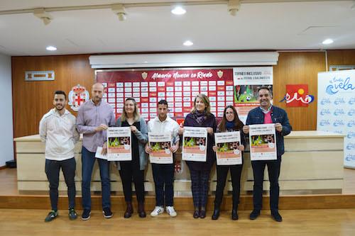 Deportes torneo inclusivo Almería