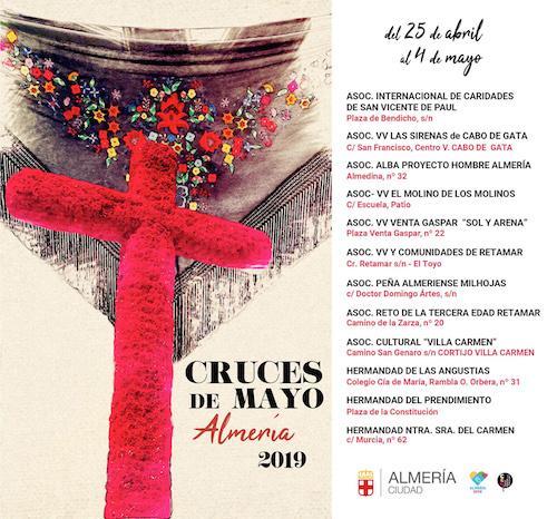 Cruces Mayo Almería