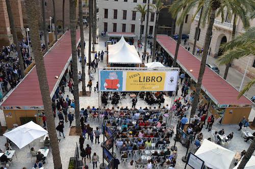 Feria del libro Almería