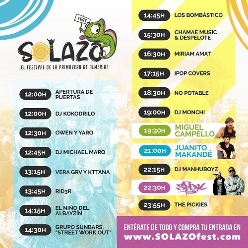 Cultura Solazo Fest Almería