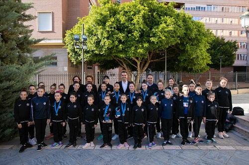 Gimnasia acrobática Almería