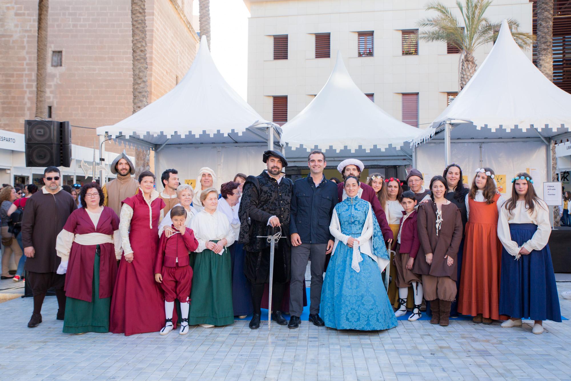 Feria libro de Almería