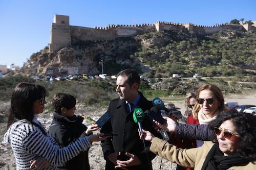 Alcazaba Almeria Junta