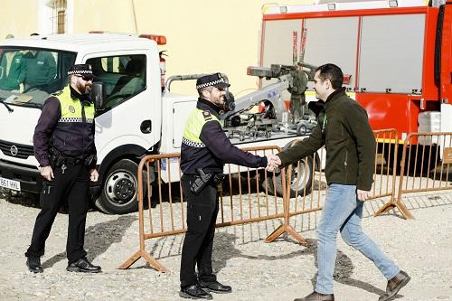 60 plazas policía Local