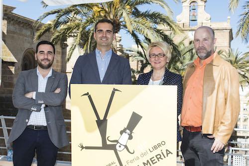 Feria Libro Almería Cultura