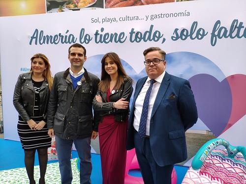 Promoción Almería Gastronómica 2019 Madrid