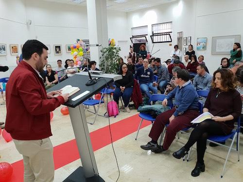 Cultura Almería lectura inclusiva