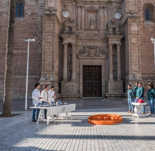 Emisión Masterchef Almería 2019
