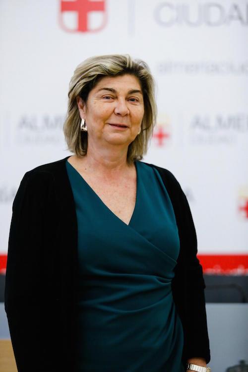 Rafaela Abad Ayuntamiento Almería