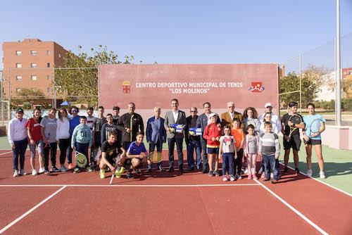 Deporte Almería tenis Los Mollinos