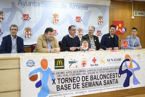 Deporte baloncesto Almería