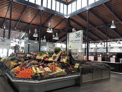 Ayuntamiento Almería Mercado Central