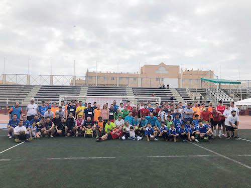 Torneo Inclusivo Fútbol