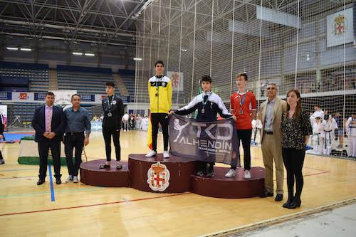 Campeonato Andalucía Taekwondo