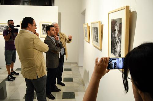 Micro Exposicion Pérez Siquier en Doña Pakyta
