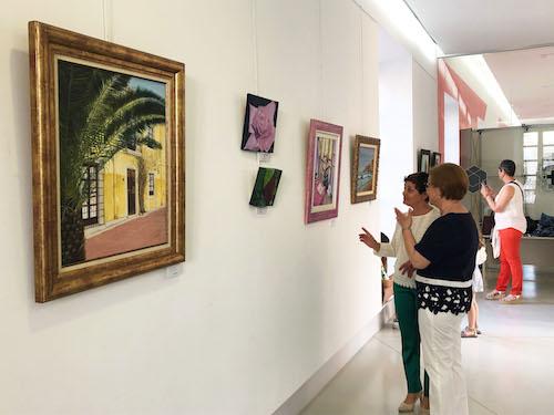Cultura pintura Almería CIP