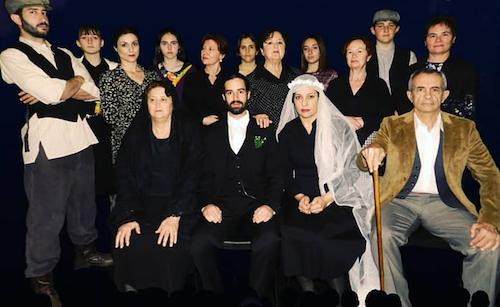Cultura Almería Teatro aficionado