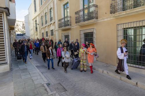 Turismo Almería Visitas guiadas