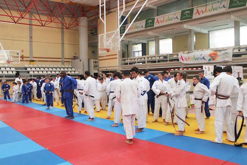 Campus Judo Ayuntamiento Almería