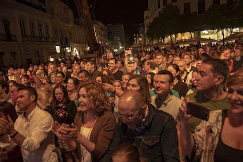 Música Almería Concierto Danza Invisible