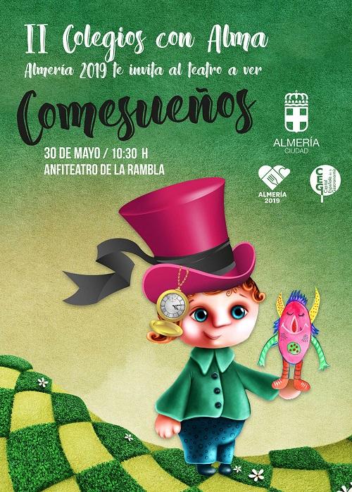 Colegios con Alma Almería