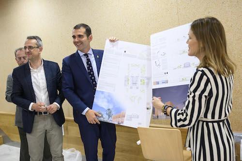 Concurso ideas arquitectura Almería