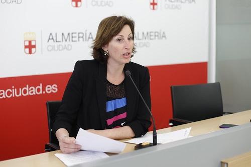 María Vázquez contratación Ayuntamiento Almería