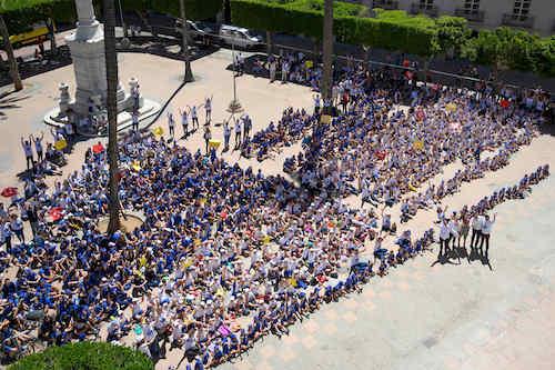 Aniversario La Salle Almería