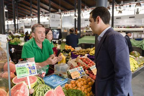 Puestos Mercado Central