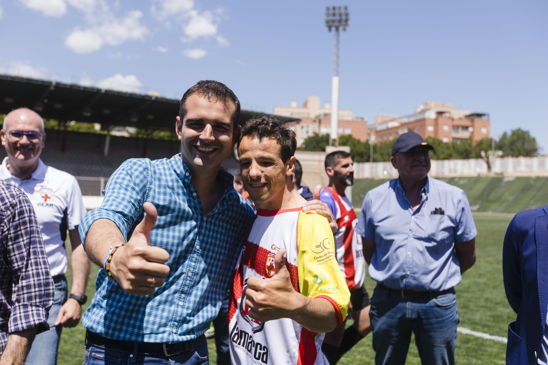 Alcalde Almería Rugby inclusivo