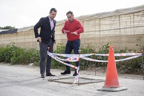 Alcalde Almería Caminos Rurales