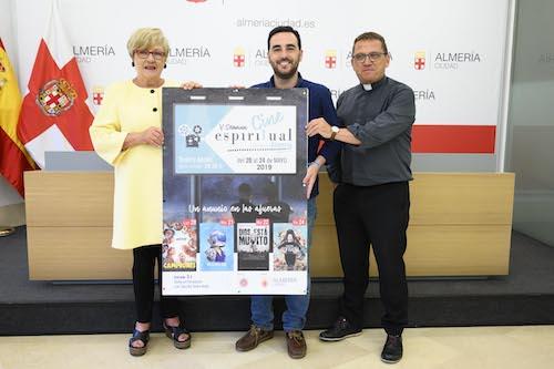 Cine espiritual Cultura Almería