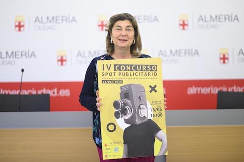 Concurso Spots Ayuntamiento Igualdad