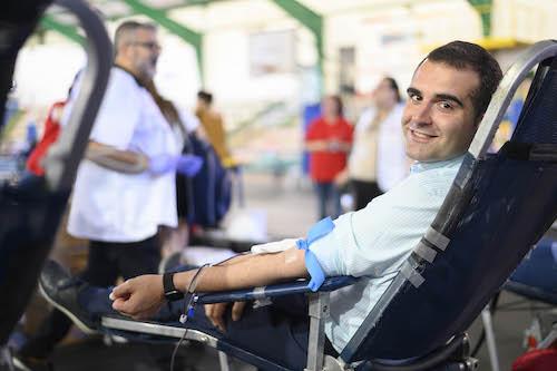 Maraton Donacion Sangre