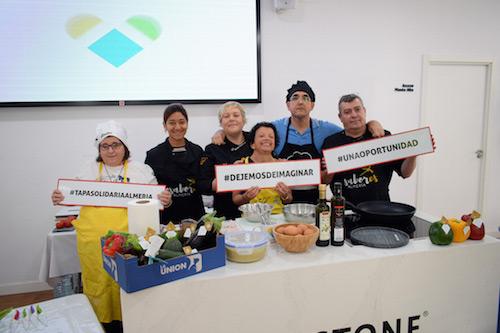 Almería 2019 Tapa solidaria