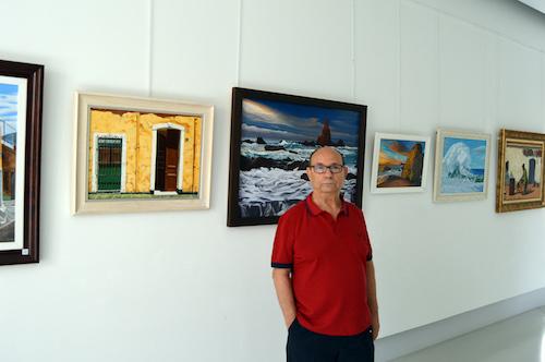 Cultura pintura exposición Jódar