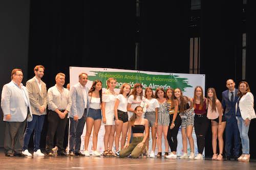 Gala deportes Balonmano Almería