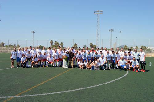 Almería Deportes Homenaje Andújar