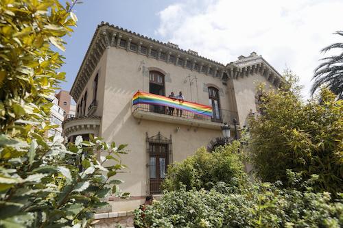 Alcalde Almería Orgullo LGTBI